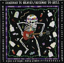 Stairway to Heaven-Highway to Hell album cover.jpg