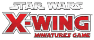 <i>Star Wars: X-Wing Miniatures Game</i>