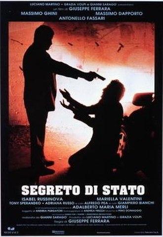 State Secret (1995 film) - Film poster