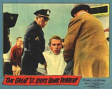 The Saint Louis Bank Robbery (1959)