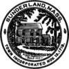 Official seal of Sunderland, Massachusetts