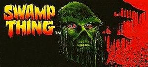 Swamp Thing (1991 TV series) - Image: Swamp Thing 1991Logo
