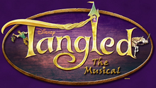 Tangled the Musical logo disney cruise.png