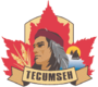 Official seal of Tecumseh