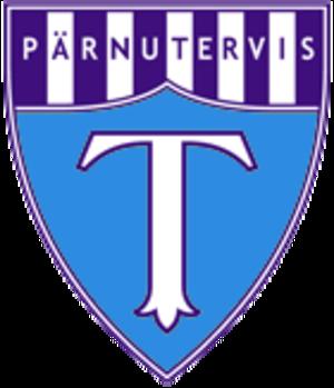 JK Tervis Pärnu - Logo
