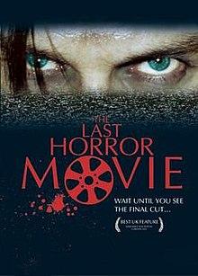 the last horror movie wikipedia