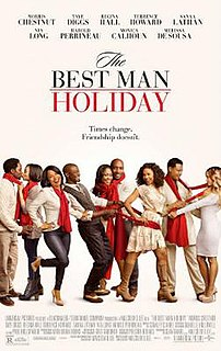 <i>The Best Man Holiday</i> 2013 film by Malcolm D. Lee