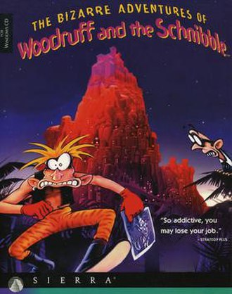 The Bizarre Adventures of Woodruff and the Schnibble - Image: The Bizarre Adventures of Woodruff and the Schnibble