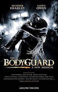 <i>The Bodyguard</i> (musical) musical