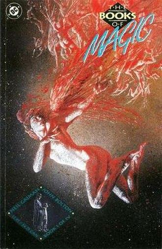 The Books of Magic - Image: The Books of Magic No. 1