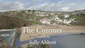 The Coroner - Image: The Coroner TV series titlecard
