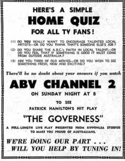 <i>The Governess</i> (1958 film)
