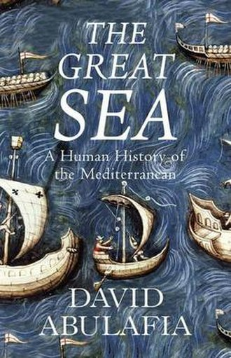 The Great Sea: A Human History of the Mediterranean - Image: The Great Sea book cover