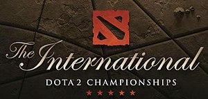 The International 2017 - Image: The International logo (2017)
