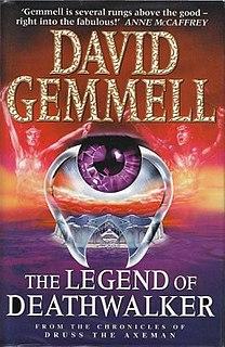 <i>The Legend of Deathwalker</i> novel by David Gemmell