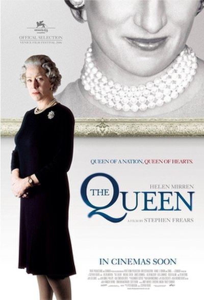 Picture of a movie: The Queen