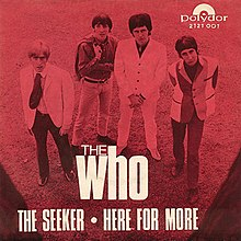 the seeker the who song wikipedia