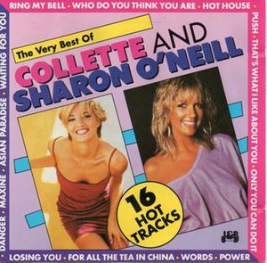 The Very Best of Collette and Sharon O'Neill - Image: The Very Best of Collette and Sharon O'Neill