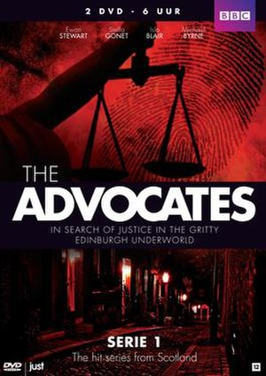 The Advocates (TV series) - DVD cover