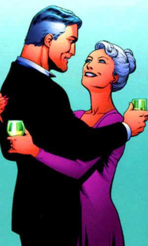 Martha Wayne - Thomas and Martha Wayne in Batman: Dark Knight Dynasty (November 1997); art by Scott Hampton