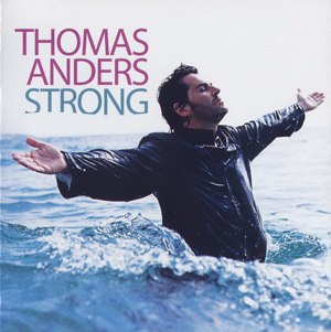 Strong (Thomas Anders album) - Image: Thomas anders strong cover