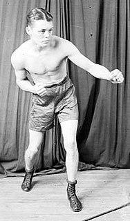 Tod Morgan American boxer