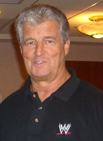 Tony Garea - Garea in 2007