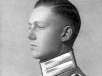 Henning von Tresckow - The young Tresckow.