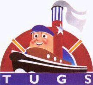 Tugs (TV series) - Image: Tugs Logo