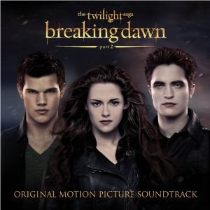 The Twilight Saga: Breaking Dawn – Part 2 (soundtrack) - Image: Twilightbreakingdawn 2soundtrack
