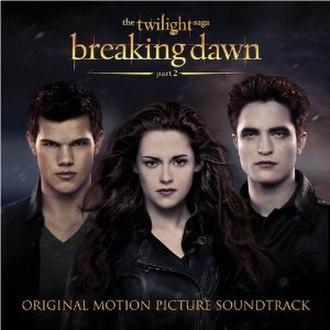 The Twilight Saga: Breaking Dawn – Part 2 (soundtrack) - Image: Twilightbreakingdawn 2soundtrack