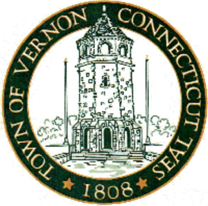 Vernon, Connecticut - Image: Vernon CT Seal