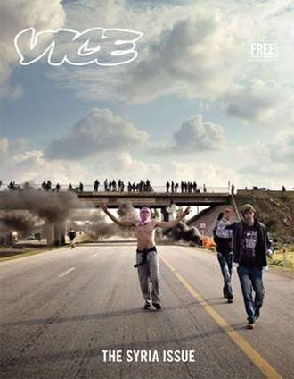 Vice (magazine) - The Syria Issue (November 2012)