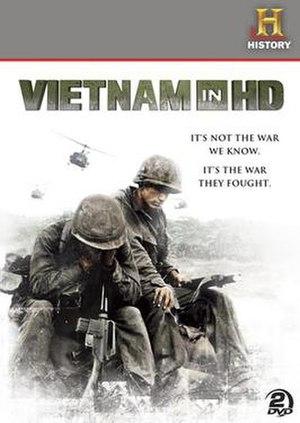 Vietnam in HD - DVD cover art