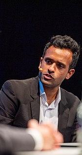 Vivek Ramaswamy American entrepreneur