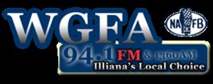 WIBK - Image: WGFA 941 1360 illianaslocalchoice logo