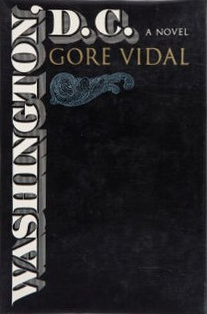 Washington, D.C. (novel) - Cover of the first edition