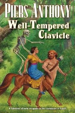 Well-Tempered Clavicle - First edition