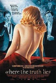 <i>Where the Truth Lies</i> 2005 film by Atom Egoyan