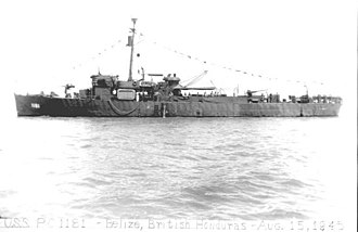 USS PC-1181 - Image: Wildwood PC 1181