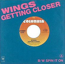 Wings - Getting Closer single cover.jpg
