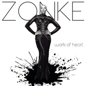 Work of Heart (Zonke album) - Image: Work of Heart album cover
