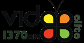 XEHG-AM - Image: XEHG vida 1370 logo