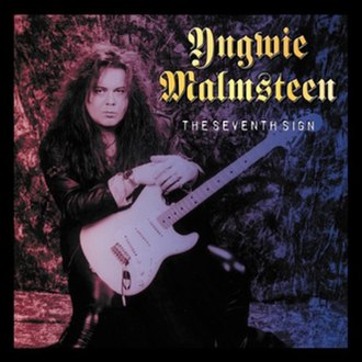 The Seventh Sign (album) - Image: Yngwie Malmsteen 1994 The Seventh Sign (remastered)