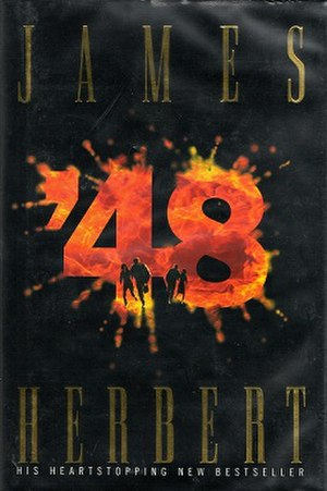 '48 (novel) - Image: '48 (James Herbert novel cover art)
