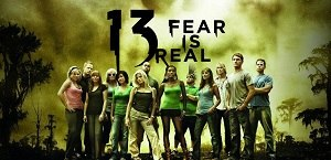 13: Fear Is Real - Show Logo