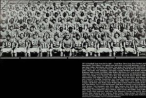 1971 Illinois Fighting Illini football team - Image: 1971 Illinois Fighting Illini football team