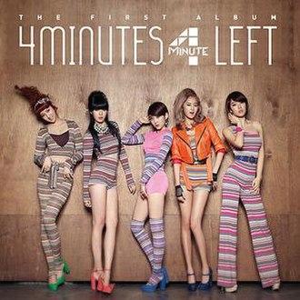 4Minutes Left - Image: 4minutesleft