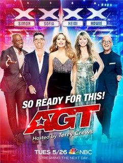 <i>Americas Got Talent</i> (season 15) Season of television series