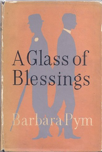 A Glass of Blessings - First edition